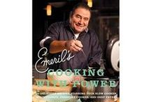 My Cookbooks  / by Emeril Lagasse