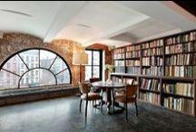 architecture: insides / by cheryl springfels