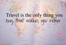 Travel Bucket List / by Tammy Francese