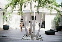Outdoor Spaces / by Maia McDonald Smith
