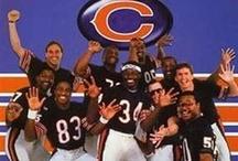 Is it football season yet.... Da Bears!! / by Stacy Campbell Dewey