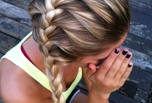 Hair:) / by Alexa Pinkman