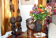 African Inspired Home Decor / by Cynthia Mosley Sands