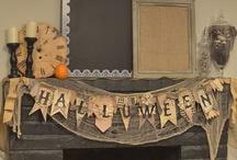 Autumn{Halloween / {Decor{Idea's / by Jennifer Berge