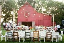 Farm-Styled Weddings / For more information and inspiration, go to www.pink-book.co.za