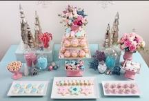 Lavish Entertaining~Bridal; Baby Shower's; Pretty Decor; / Idea's & Decor~ Baby Shower{Bridal Shower{Birthday Party{ / by Jennifer Berge