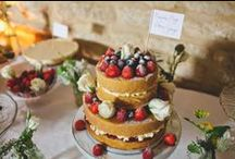 Wedding Cakes / What's big in wedding cakes this year!