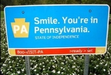 Pennsylvania Pride! / We love our homestate and our proud that 80% of the pretzels consumed by Americans are made right here in the great state of Pennsylvania! / by Snyder's of Hanover