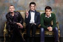 Doctor Who / by Meg Weiss
