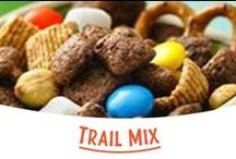 Trail Mix / Explore all the ways Pretzels can be used to create an adventurous Trail Mix. / by Snyder's of Hanover