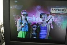At Kidzapalooza 2012, #Chicago / #Kidzapalooza is the family stage inside of the #Lollapalooza festival #SnydersOfHanover was on hand with #karaoke and fun for the whole family. / by Snyder's of Hanover