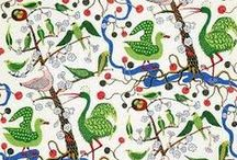 Josef Frank_Textile Design