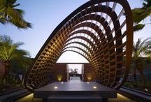 DESIGN - architectur, interior design / beautiful houses and arcitectural structures, home design and decor