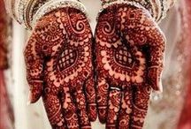 eye candy - mehendi / by Anke Humpert
