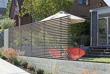 garden: structures / by cheryl springfels