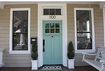 For Our Home / Exterior & Interior Idea's for our new home~ / by Jennifer Berge