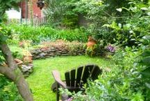 Gardens and other green delights...