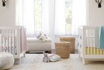 Dream Nursery with Serena & Lily / This month I'm partnering with Serena & Lily to create my dream nursery. With my own wee one on it's way, it's great to have places like Serena & Lily to find inspiration and quality items.