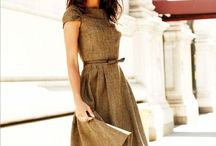 Style -- Dresses / by Angelic Krol