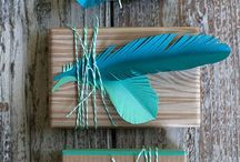 Gift Wrapping / by Hope Blanchette
