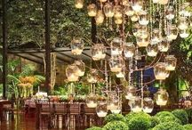 Decorate - Lighting / by Hope Blanchette