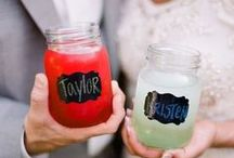 """Magic in a Consol Jar / Everything you need to incorporate this little """"jar"""" into your wedding décor!!"""