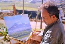 O Artista no Ofício da Arte! / Em cada época uma obra e em cada fotografia, o registro de algo que ficou no tempo e na história!