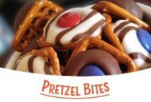 Pretzel Bites / These bite-size snacks are easy to make and fun to eat!