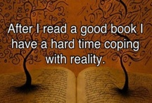 Book Love / by Tiffany Goodson