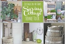 Spring / by Daune | Cottage in the Oaks