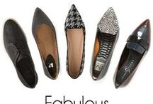 "Shoe Lust / ""Give a girl the correct footwear and she can conquer the world""  -Bette Midler / by Purposefully Made"
