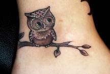 Tattoos.<3 / by Desirae Taylor