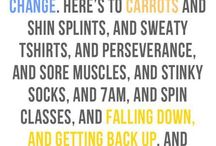 Fitness / by WarmCozyCreations