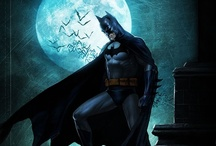 The Batman / Anything Batman-related: art, posters, music... / by Brian Stovall