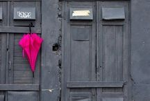 DOORS / Doors around the world.  / by Jennifer Bongar