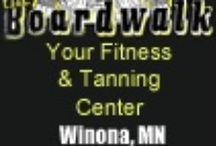 Body Building, Fitness, Health / Inspiration + Determination =  Fit Bodies = Sexy Bodies / by Boardwalk Fitness & Tanning Winona Minnesota