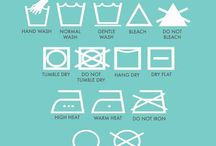 laundry / colours whites, hot or cold? / by Chapter Forty