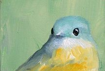 birds / inspirational feathered friend / by Chapter Forty