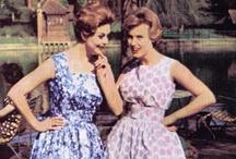 50s,60s & 70s Fashion