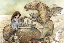 Alice and Wonder / by Valerie Scott