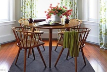 Home: Dining / Dining room decor.  / by Amanda Scacchi