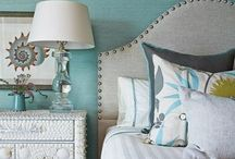 Home: Master / Master bedroom decor.  / by Amanda Scacchi