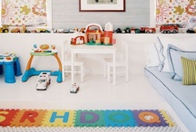 Home: Playroom / Playroom/homeschool room ideas.