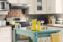 Home: Kitchen / Kitchen decor.  / by Amanda Scacchi
