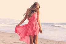 Life is a beach! / We all wanna live on!