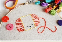 Embroidery Crazy :) / by Sara Miller