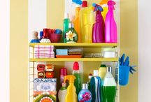 Cleaning. / cleaning tips and hints.