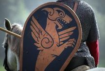 Getting Medieval / Arms, Armor, Objects, Art of the middle ages. / by Scott Combs