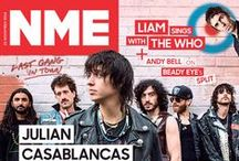 NME covers 2014 / All the NME magazine covers of the year. Click image to download digital edition.