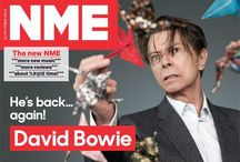 NME covers 2013 / All the NME covers from 2013. Click image to download digital edition.